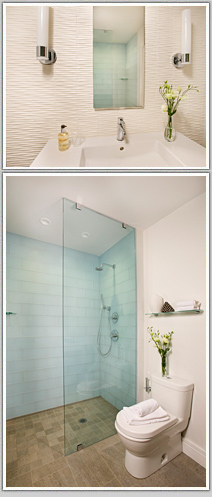 Sophisticated City Bath